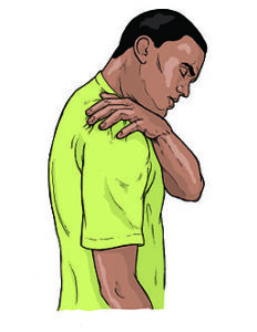 Smerte i skulder
